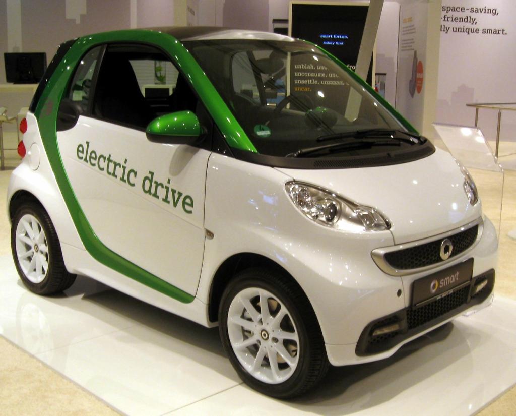 Купить электромобиль в Украине. Продажа электромобилей в Киеве