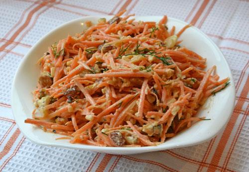 Салат из моркови, яблок....jpg