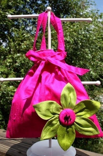 Корзинки, торбы, сумочки на лето