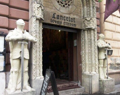 Сэр Ланцелот — ресторан в Будапеште