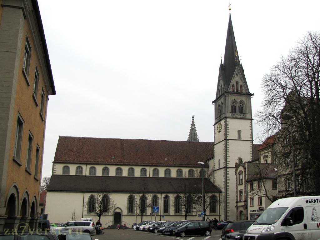Церковь святого Стефана, Констанц, Германия