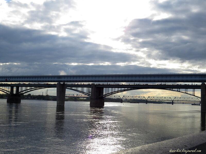 Мосты через Обь 4