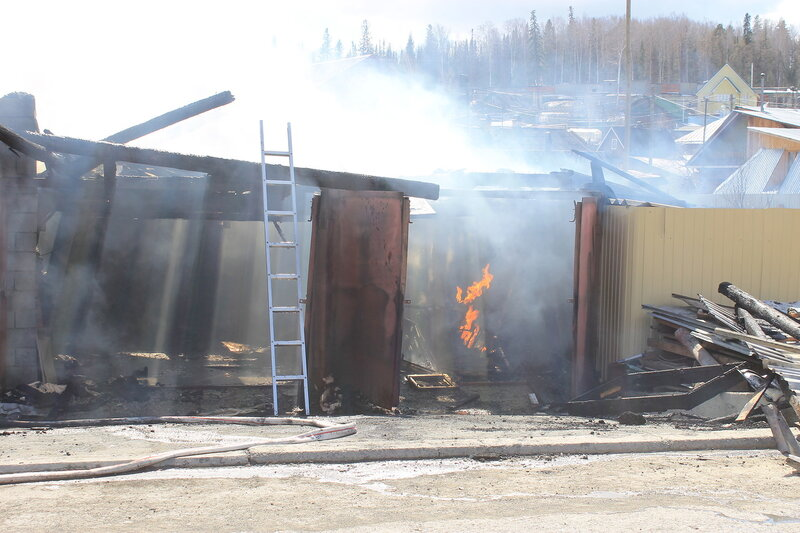 Пожар 21апреля 2014.