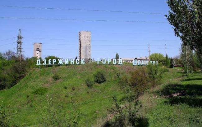 На шахте «Южная» в Дзержинске из-за обстрела произошел пожар