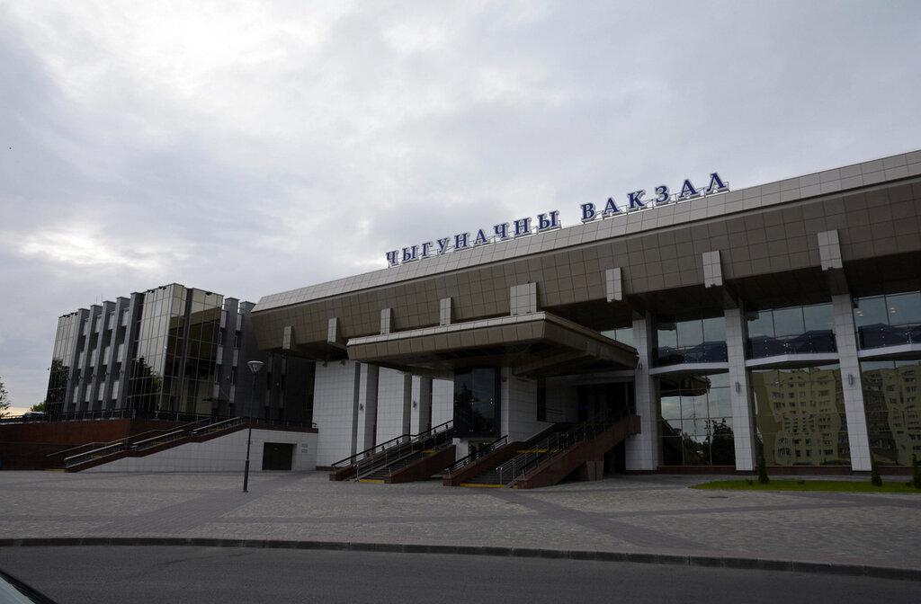 Вокзал в Гродно