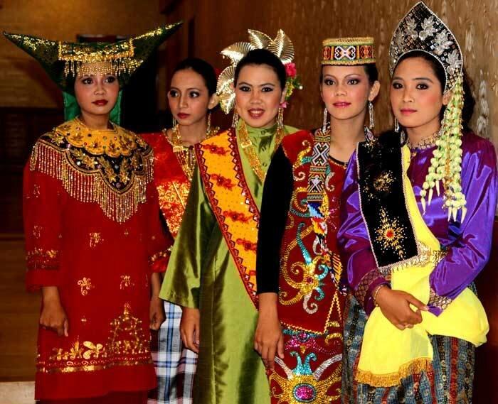 Девушки Малайзии