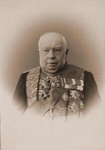 Стояновский Николай Иванович (1820-1900) -  сенатор (с 1867 г.), член Государственного Совета Российской империи (с 1875 г.)