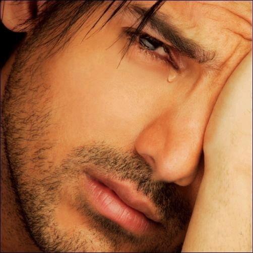 Фото плачущих мужчин на аву