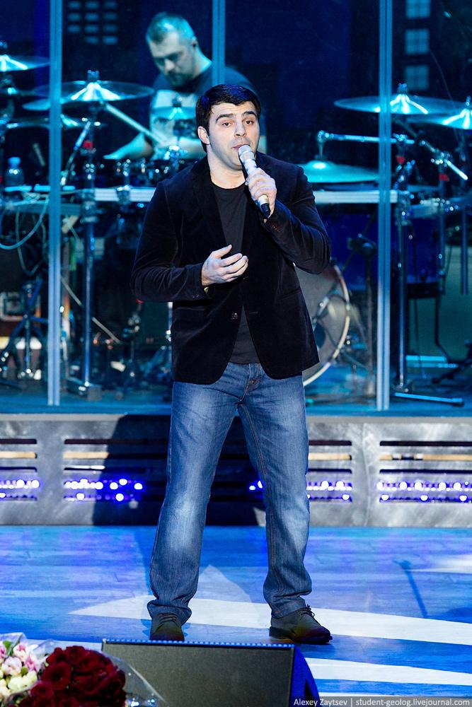 Нико Неман концерт в Крокус Сити Холл