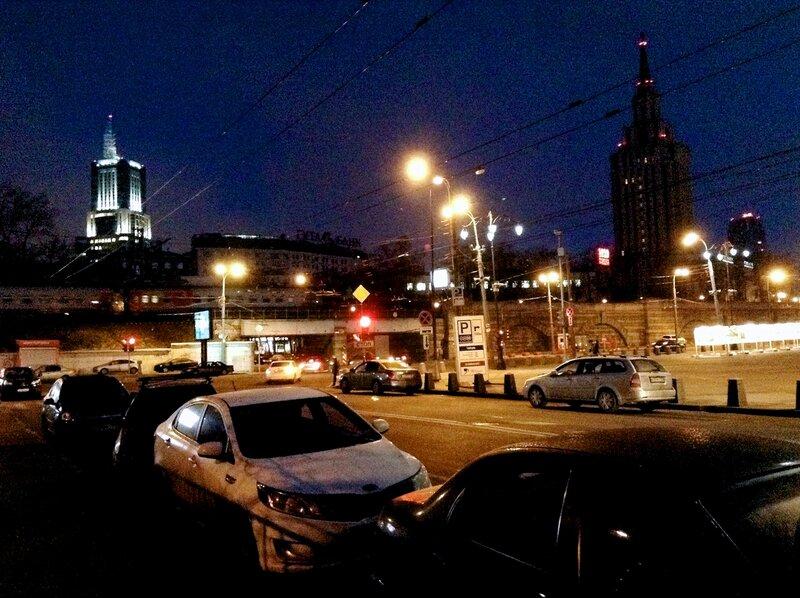 Два дня в Москве