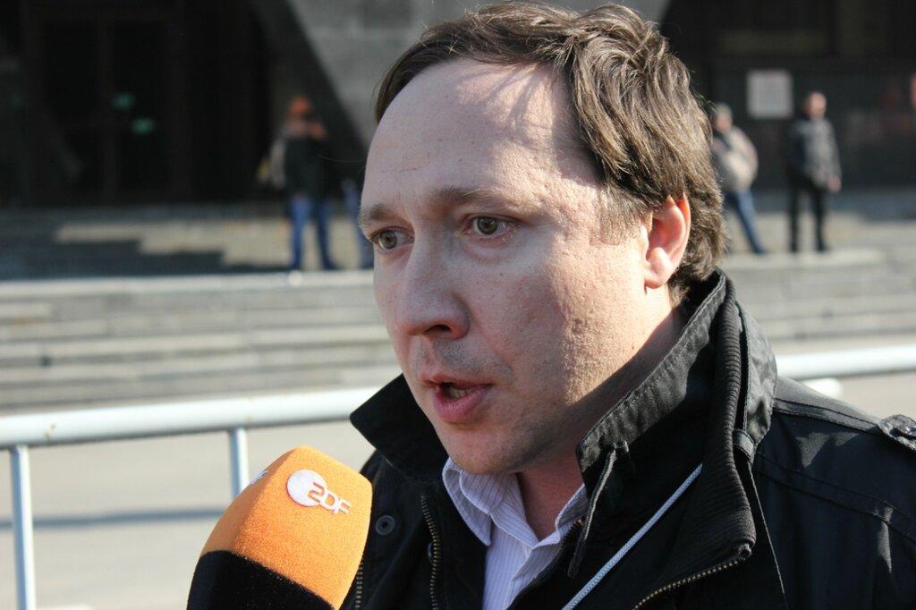 Петр Царьков