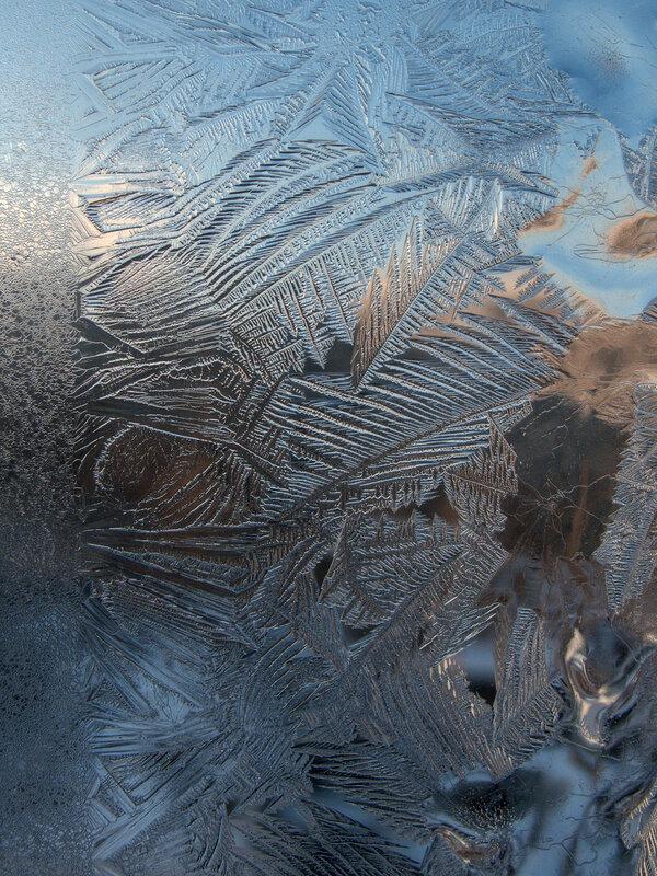 Трещит мороз