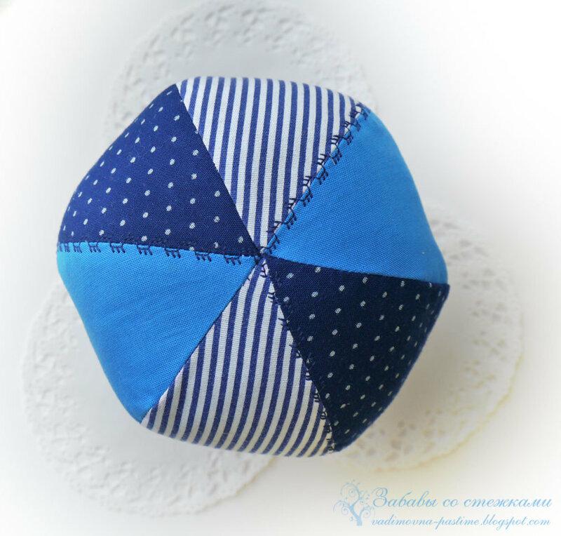 текстильный воздушный шар