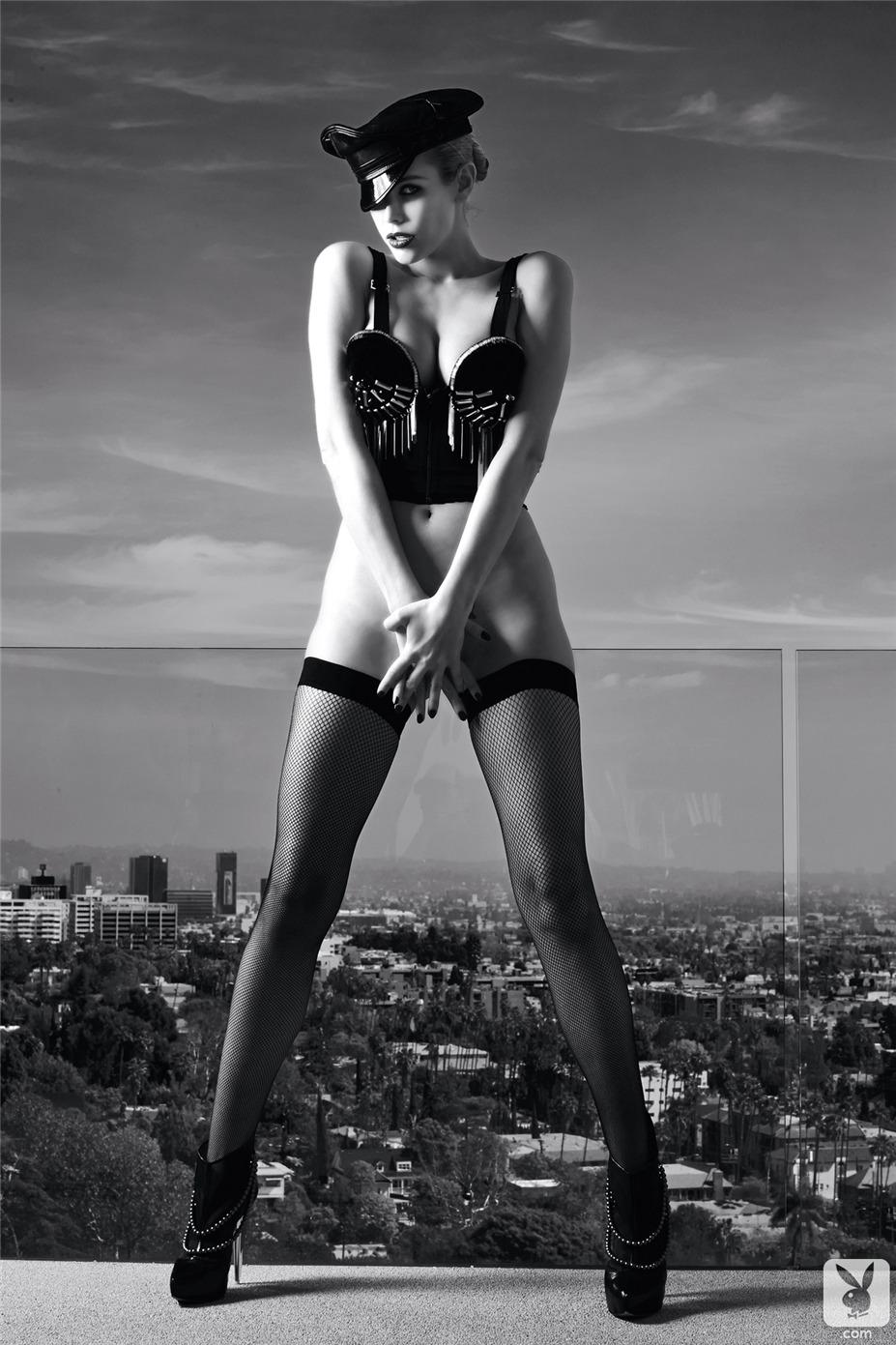 Девушка года Кеннеди Саммерс / Kennedy Summers / Playmate of the year 2014 / Playboy USA June 2014