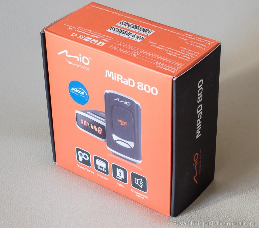 Mio MiRaD 800
