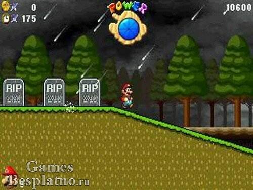 Super Mario: Blue Twilight DX