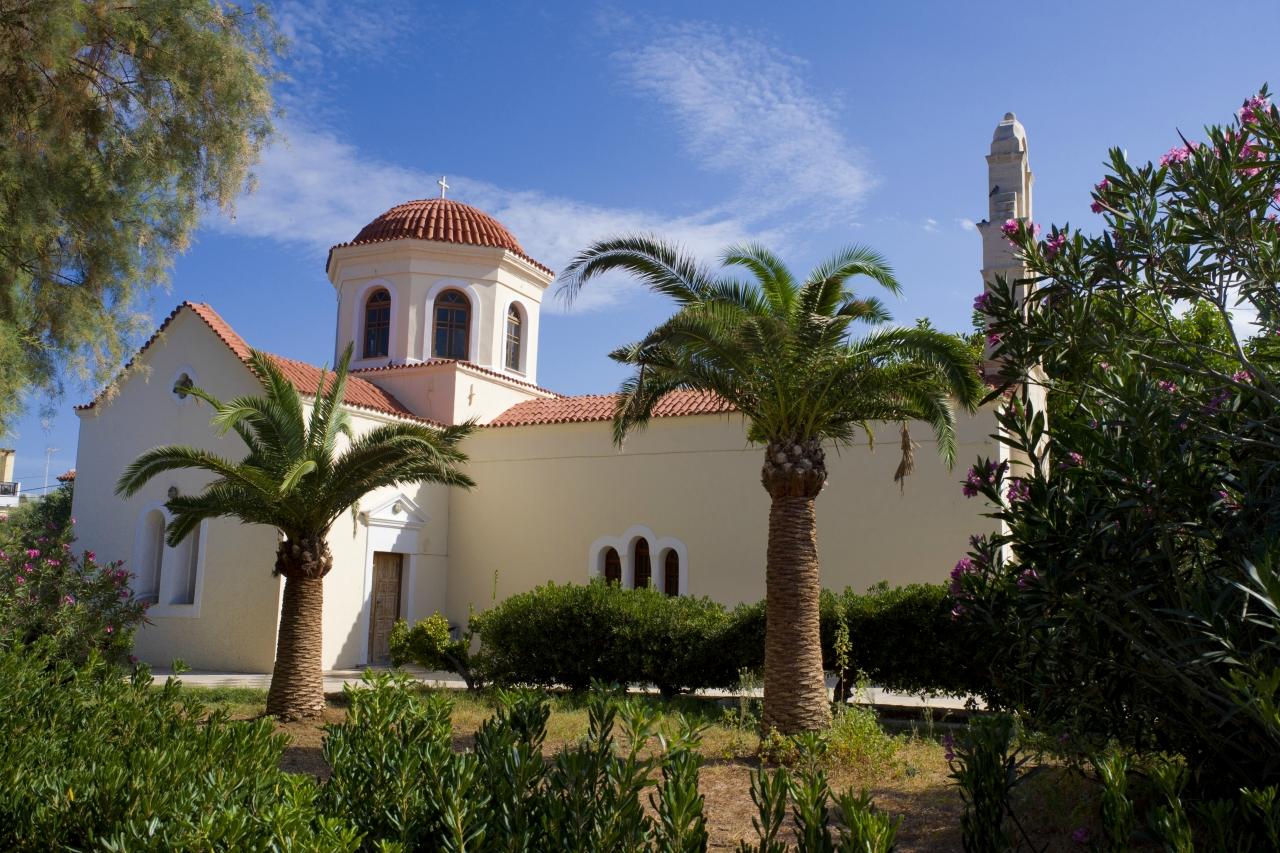 Церковь в Панормо