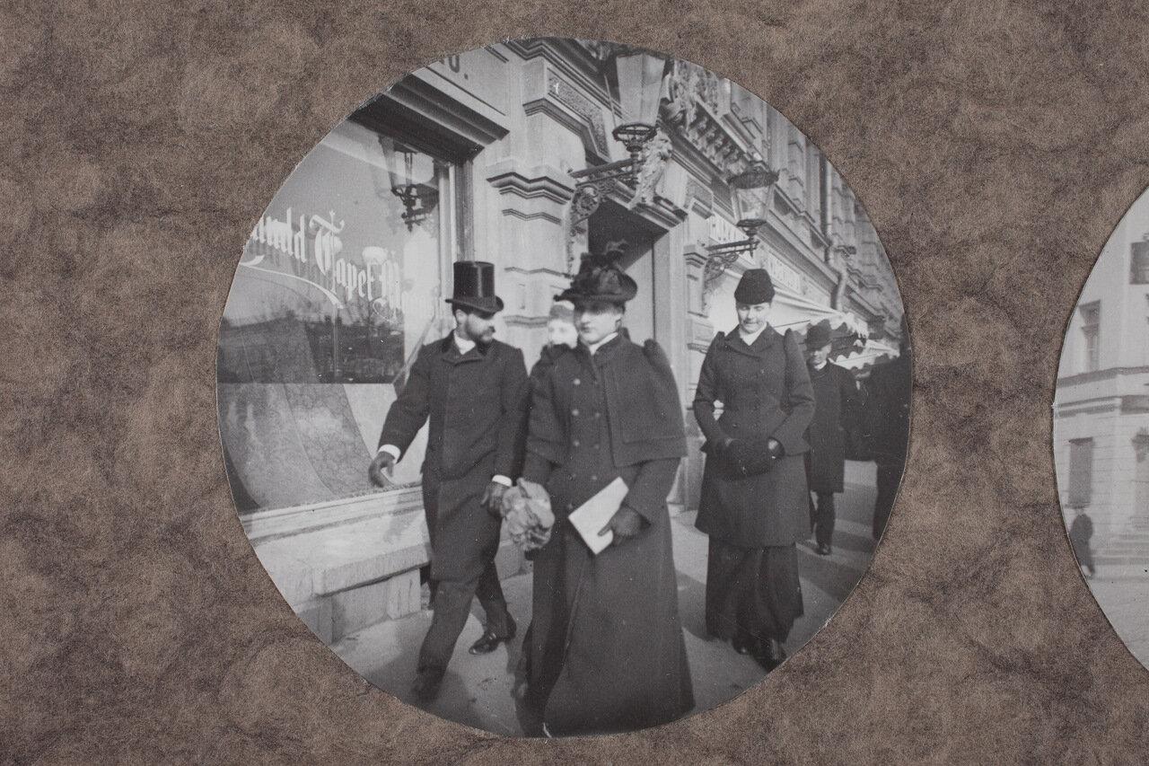 Северная Эспланада, апрель 1891