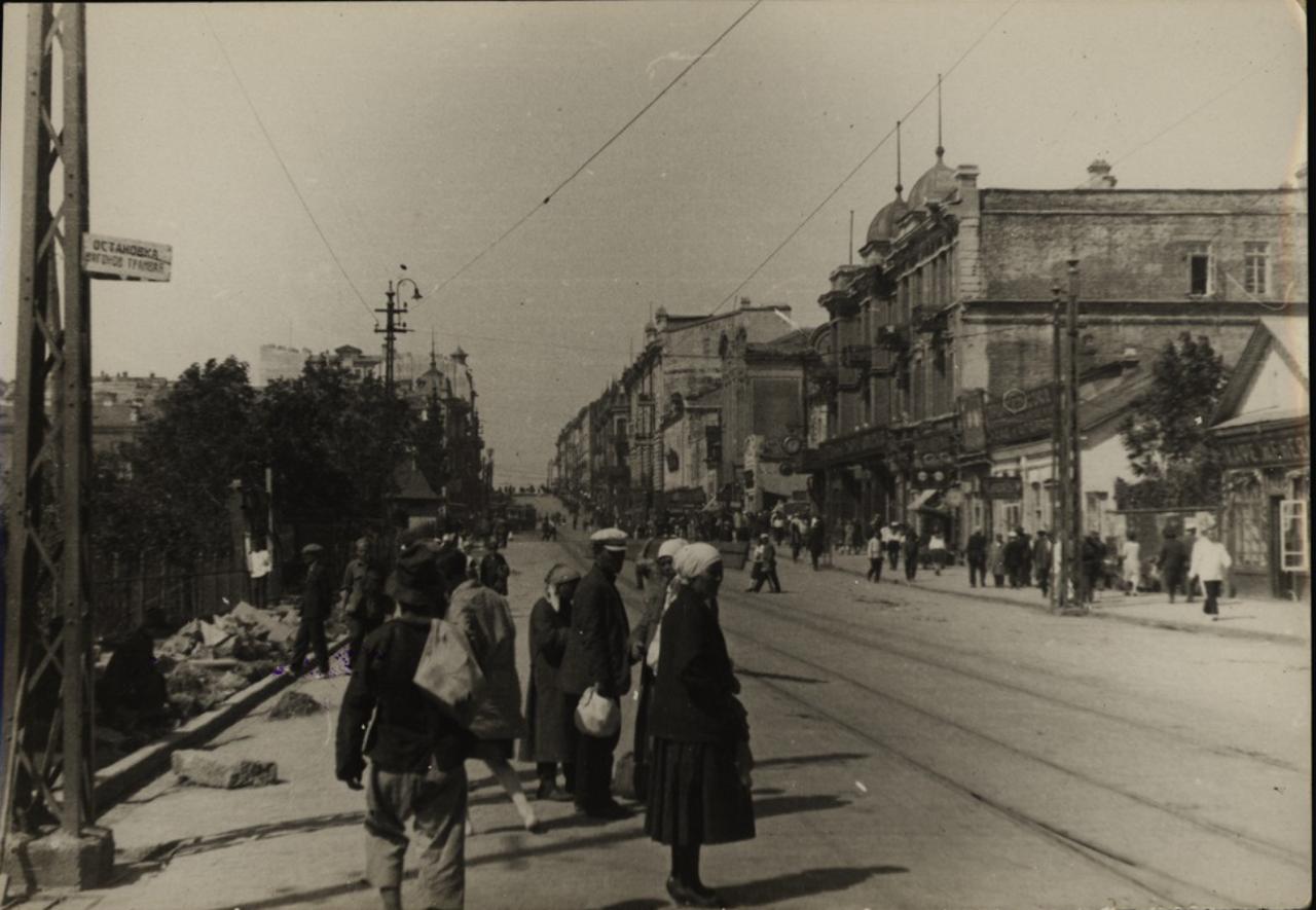 Владивосток. Главная улица – Ленинская