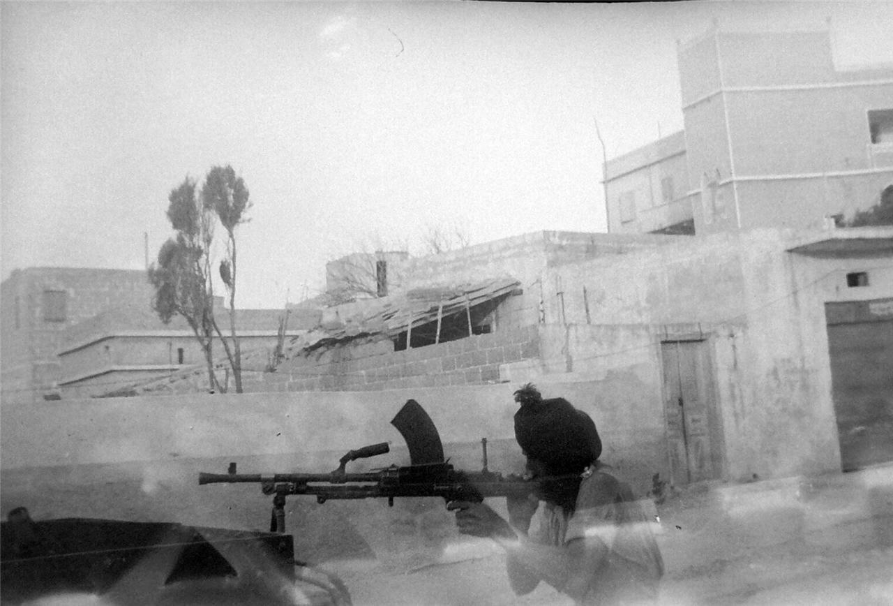 1948. Бои в Яфоо