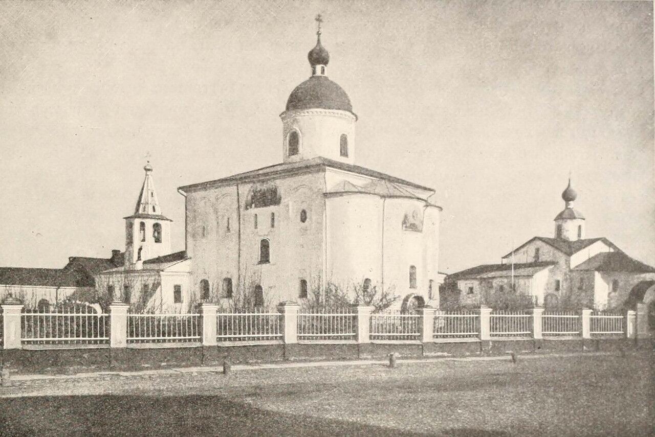 Место бывшего Ярославова дворища. 1899