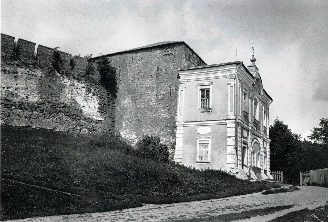 Никольская часовня конца XVIIIв. у Владимирской башни