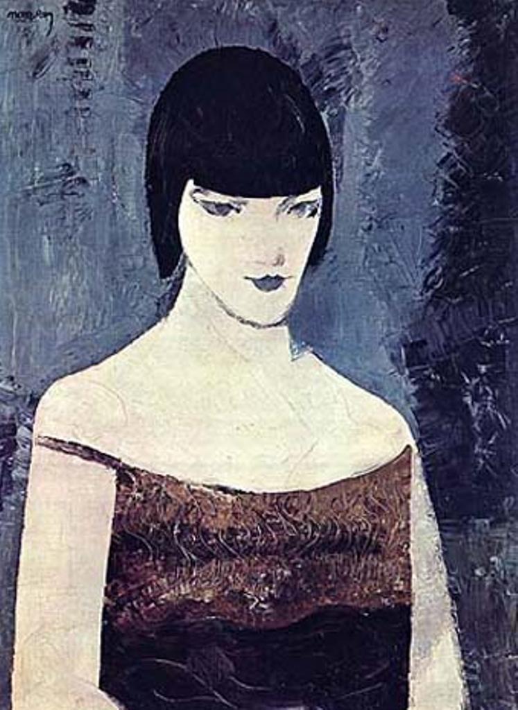 1923. Ман Рэй. Кики