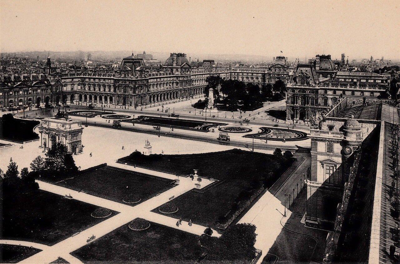 1910-е. Новый Лувр