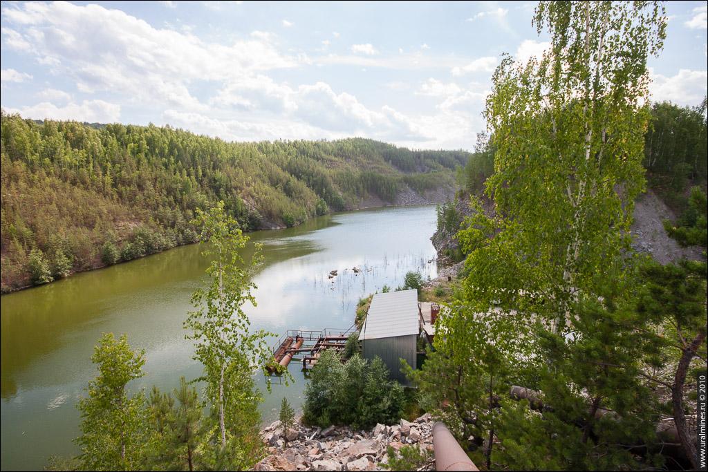 Вишневогорский рудник: жила №140