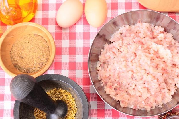 Рыбные котлеты из трески рецепт от шеф повара