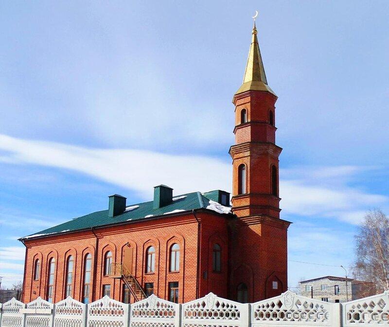 Мечеть Махалля