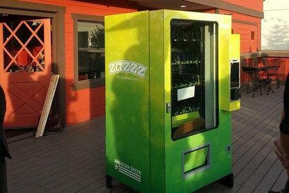 В Колорадо поставили первый автомат продающий марихуану
