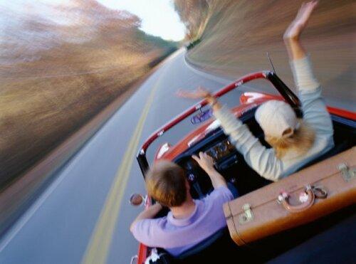 В отпуск на автомобиле: нюансы зарубежных поездок