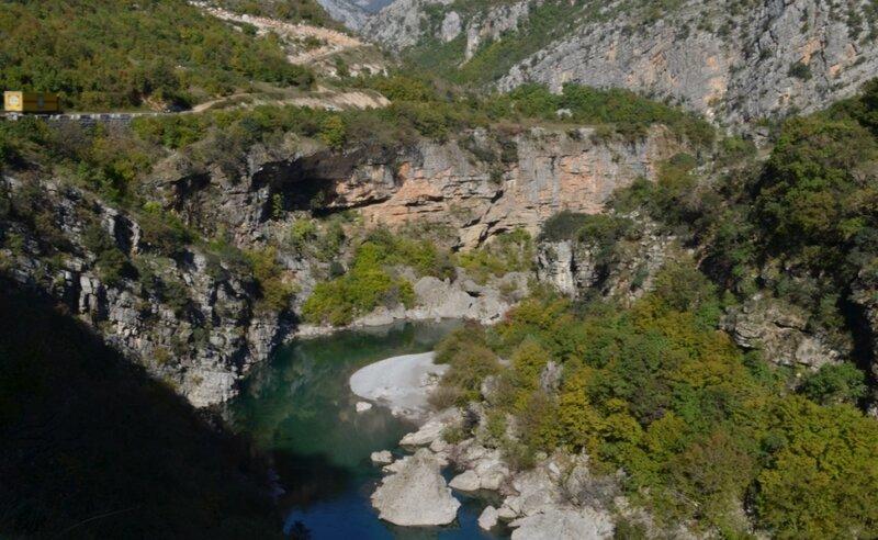 Каньон Платие реки Морача