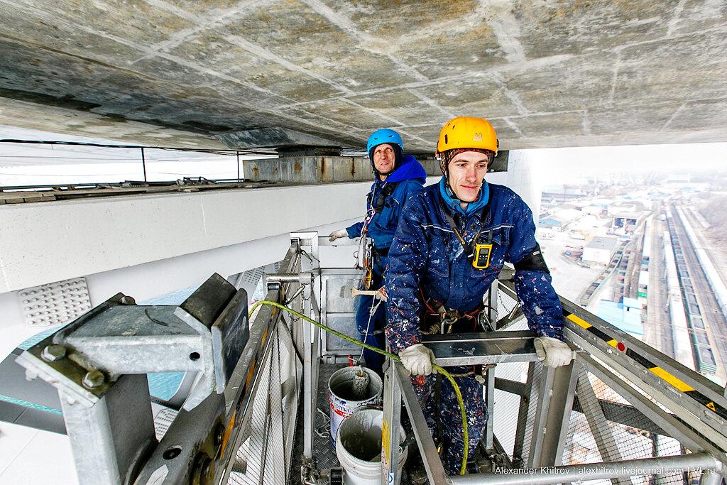 Услуги промышленных альпинистов в серпухове