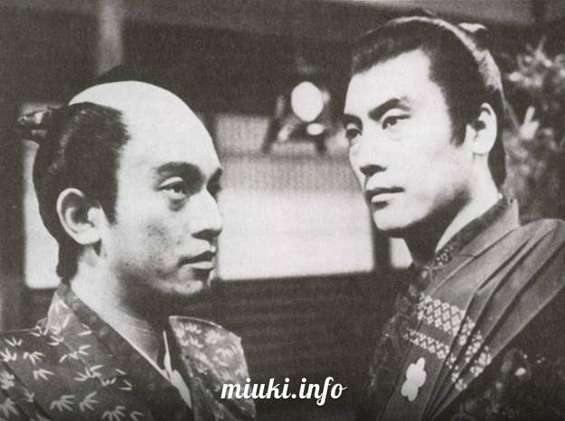 Причёски самураев