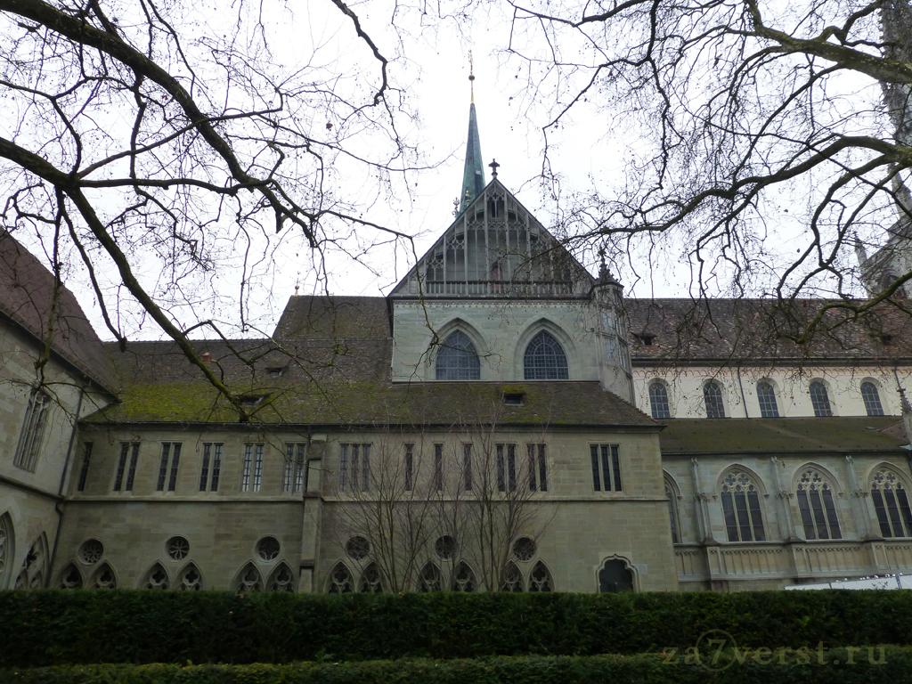 Собр Девы Марии, Констанц, Германия