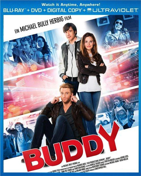 �������� / Buddy (2013/BDRip 720p)