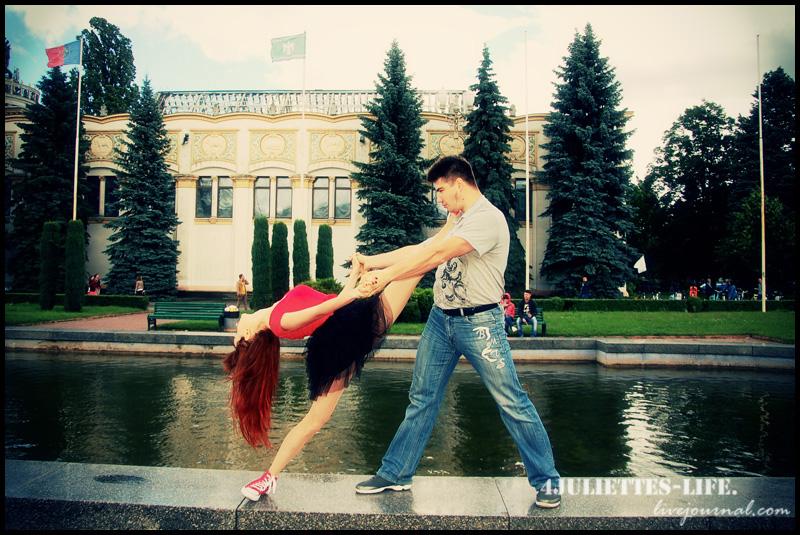 Танцы на ВДНХ