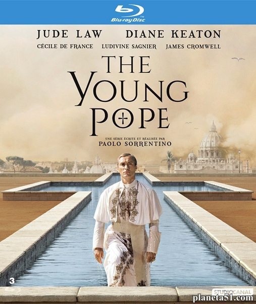Молодой Папа (1 сезон: 1-10 серия из 10) / The Young Pope / 2016 / ПД (Кубик в Кубе) / HDRip + BDRip (1080p) / ПМ (Jaskier) / HDTVRip + HDTV (720p)