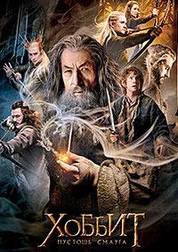 Хоббит: Пустошь Смауга / The Hobbit: The Desolation of Smaug (2013/BD-Remux/BDRip/HDRip/3D)