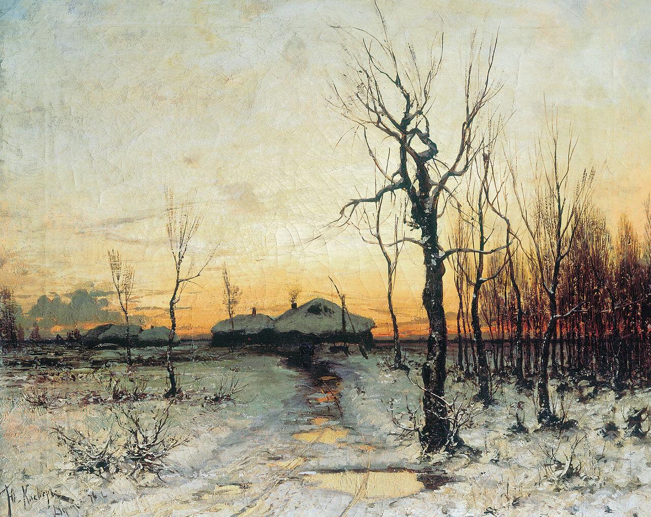 Зима. 1876, холст, масло, 45х54 см.jpg