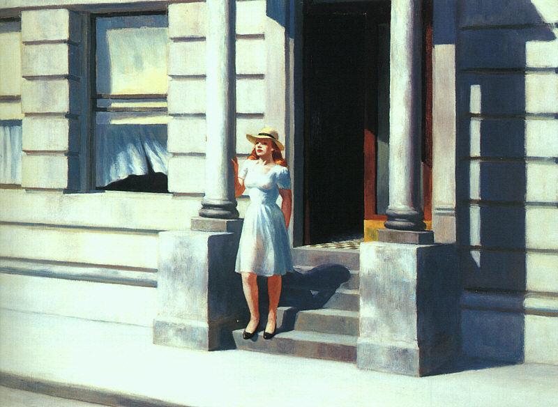 Лето, 1943