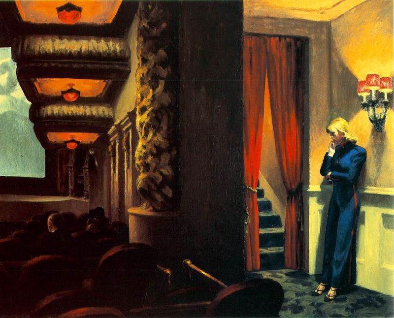 Нью-йоркский кинотеатр, 1939