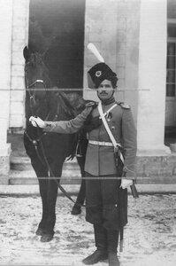 Урядник 2-ой Оренбургской сотни полка.