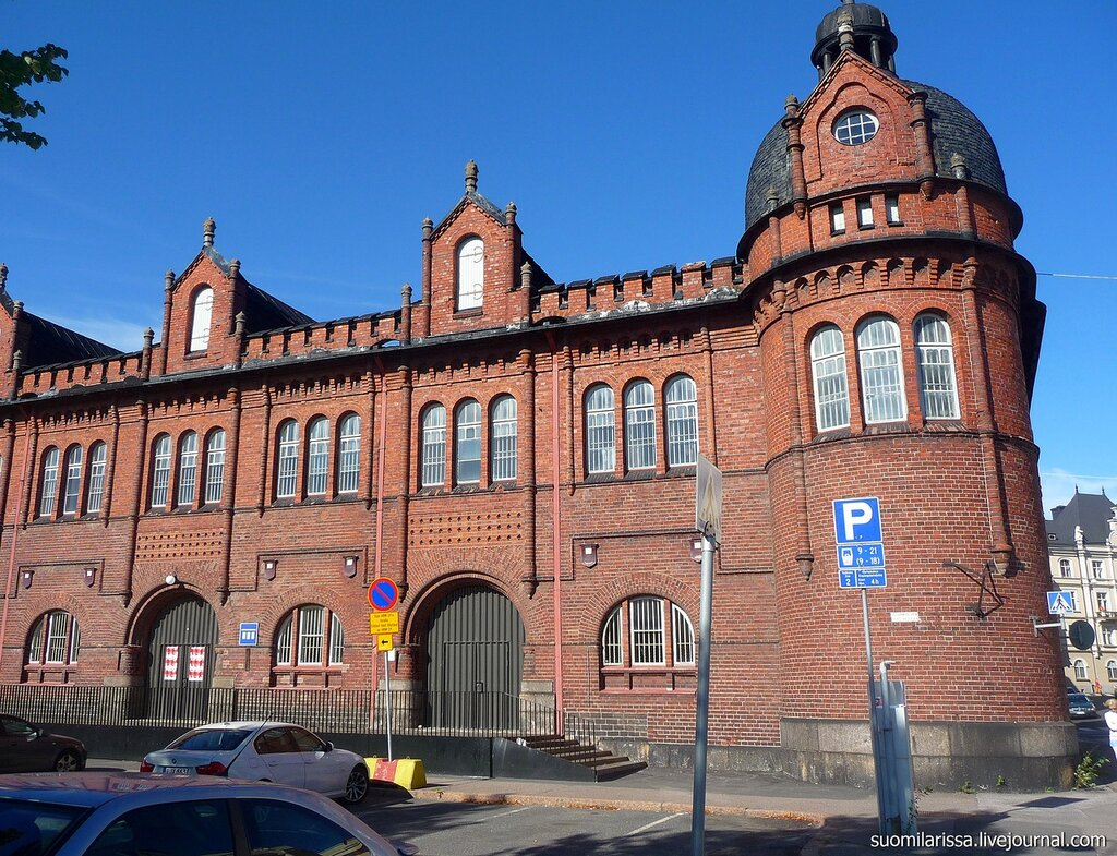 Хельсинки. Военный музей.