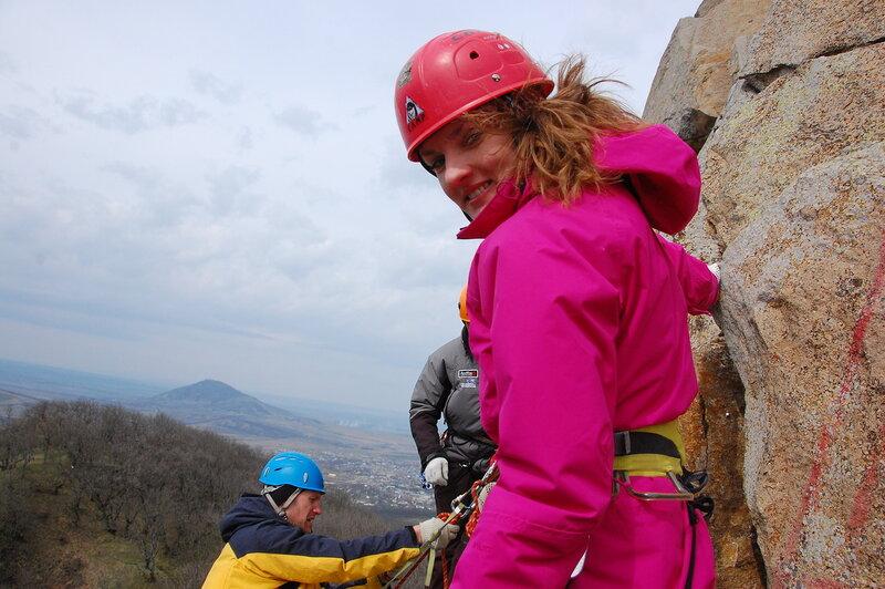 Тренировочный выезд на острую 5-6 апреля 2014