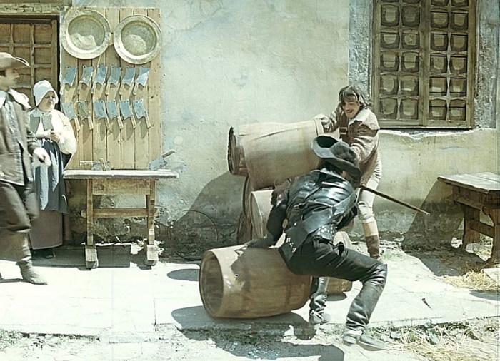 Фото со съемочных площадок любимых отечественных фильмов