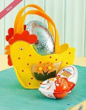 Цыплята, курочки и петушки в пасхальном декоре