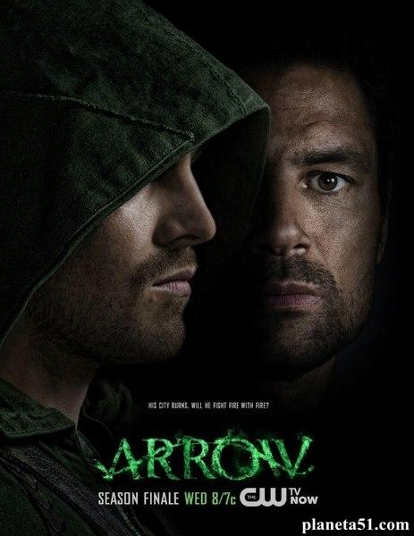 Стрела / Arrow - Полный 2 сезон [2013-2014, WEB-DLRip | WEB-DL 720p, 1080p] (LostFilm)